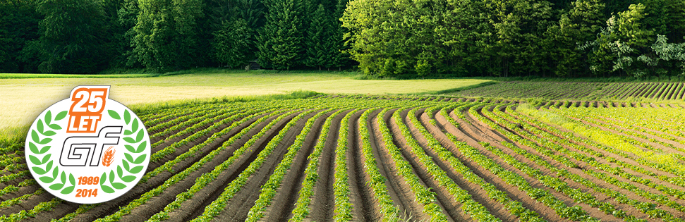 baner kmecki stroji polje
