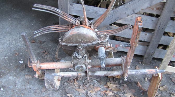 Izkopalnik krompirja – VETERNICA